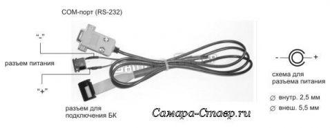 Опциональный кабель Multitronics ШП-1