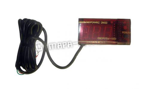 Электротахометр-вольтметр Multitronics DM-20